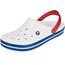 Crocs Crocband Sandals blue/white